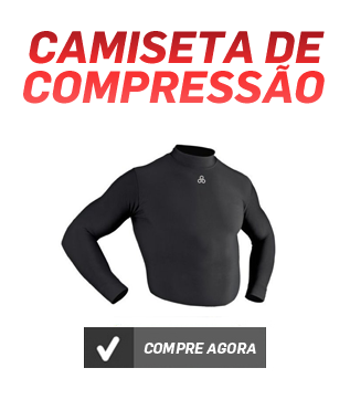 CAMISETA COMPRESSÃO SECOND SKIN