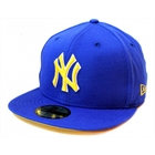 Bon� New Era New York Polo Pique Blue - New Era NY