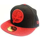 Boné New Era New York Yankees Black & Red