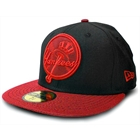 Bon� New Era New York Black & Red