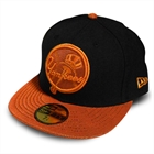 Boné New Era New York Yankees Black & Orange