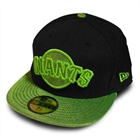 Boné New Era San Francisco Giants Black & Green