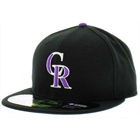 Boné New Era Colorado Rockies Authentic on Field