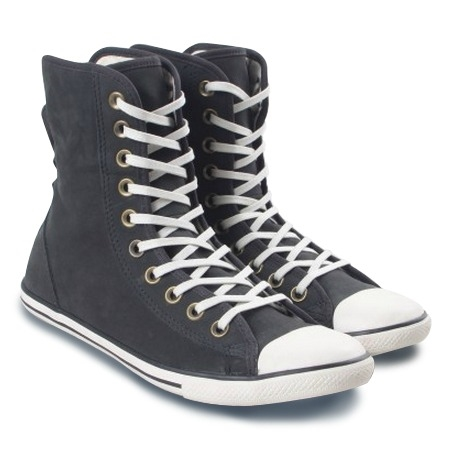 All star preto bota
